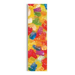 "Mob Skateboard Griptape Gummified Gummy Bears 9"" x 33"" Grip"