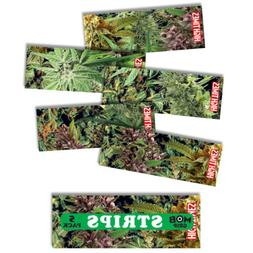 Mob Skateboard Griptape High Time Collage Grip Strips 5 Pack