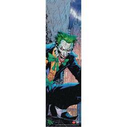 "Almost Skateboard Griptape Batman Joker Fight Club MOB 9"" x"
