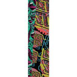 "Mob Skateboard Griptape Santa Cruz No Pattern 9"" x 33"" Grip"