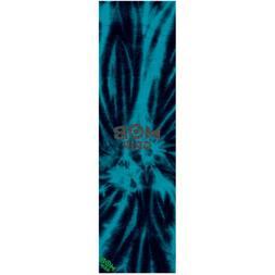 Mob Skateboard Griptape Trippy Tie Die Black/Blue Grip Tape