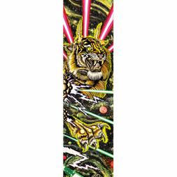 Mob Skateboard Griptape Tyson Johnston Tiger Grip Tape Sheet