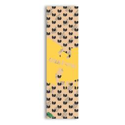 Mob Skateboard Griptape Wu-Tang Logo Clear Grip Tape Sheet 9