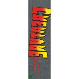 "MOB Skateboard Gritpape CREATURE LOGO STENCIL 9"" x 33"" Grip"