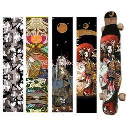 skateboard longboard skate grip tape waterproof sandpaper