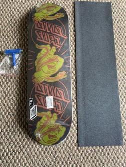 Santa Cruz Skateboard Seck Snake Bite 8.8 X31.95 Skate Tool