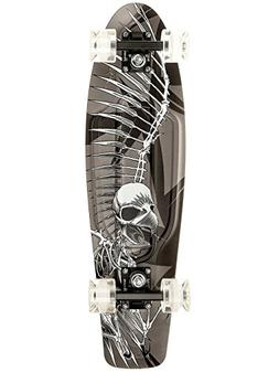 "Penny Skateboard Tony Hawk Full Skull 27"" Nickel Plastic Com"