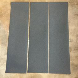 "Skateboarding JESSUP Quality GripTape 9"" x 33"" 3 Sheets"