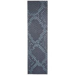 Grizzly Snake Skin Cole Griptape - Black