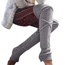 Socks, FORUU Girls Ladies Women Thigh High OVER the KNEE Lon