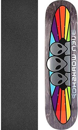 "Alien Workshop Spectrum Foil Skateboard Deck - 8"" x 31.75"" M"