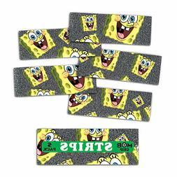 Santa Cruz Spongebob Squarepant Head Grip Kids Skateboard Pa
