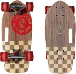 Kryptonics Stubby 19 Inch Complete Skateboard - Cali Authent