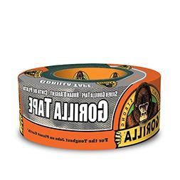 """Gorilla Tape, Silver Duct Tape, 1.88"""" x 12 yd, Silver,"""