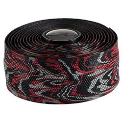 TAPE & PLUGS LIZARD BARTAPE CAMO BK/GY/RD 1.8 DSP WILDFIRE