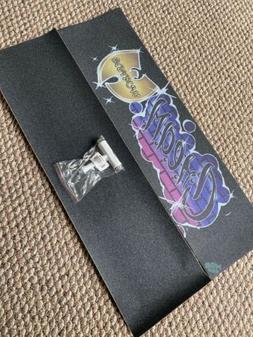 Mob Grip Tape Skateboard Grip T Tool New Wutang Cream Design