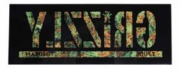 "Grizzly Griptape Torey Pudwill T-Puds Kush Weed 8"" Sticker N"