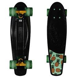 Kryptonics Original Torpedo 22.5 Inch Complete Skateboard -