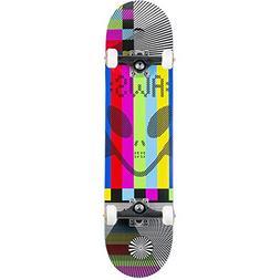 Alien Workshop Videolog White/Rainbow Complete Skateboard -