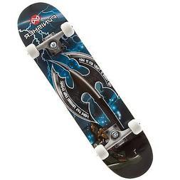 Punisher Skateboards Warrior Complete Skateboard with Concav