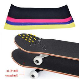 Waterproof sandpaper skateboard deck grip tape griptape skat