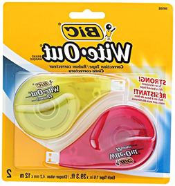 Bic Wite-Out Brand Correction Tape