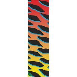 MOB  Wyld Tiger Grip Tape Orange Black Yellow 9x33