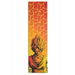 "Primitive x Dragon Ball Z ""Goku"" Skateboard Deck Grip Tape"