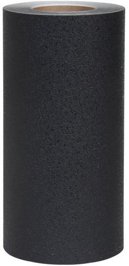 x foot roll black rubberized