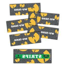 Mob Grip x Wu-Tang Clan Grip Tape Strips Pack